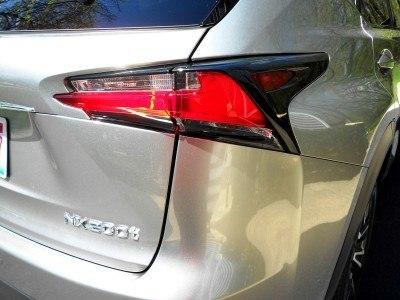 2015 Lexus NX Turbo 18