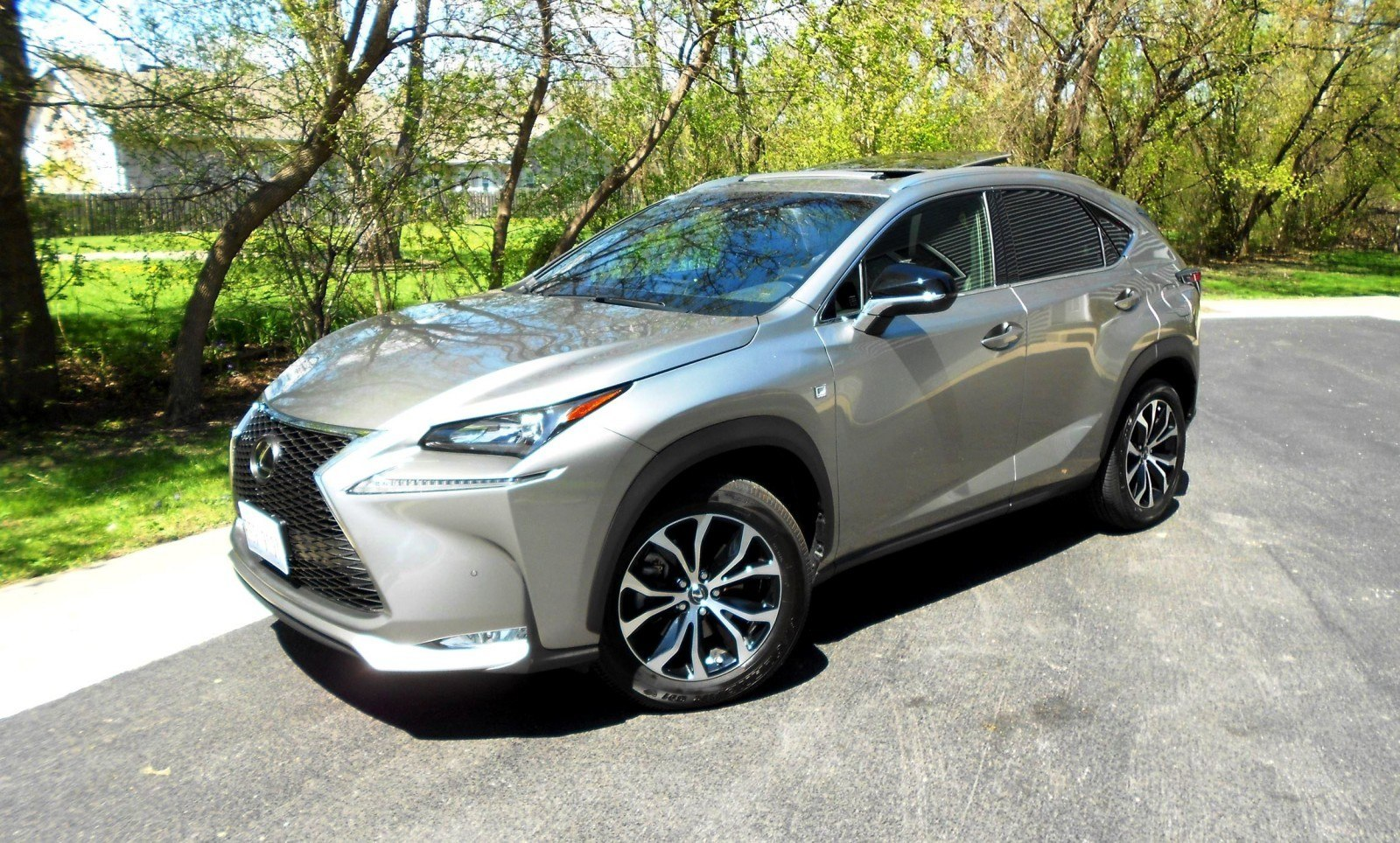 2015 lexus nx200t f sport awd review. Black Bedroom Furniture Sets. Home Design Ideas