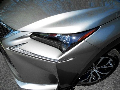2015 Lexus NX Turbo 4