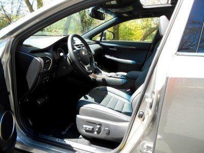 2015 Lexus NX Turbo 6