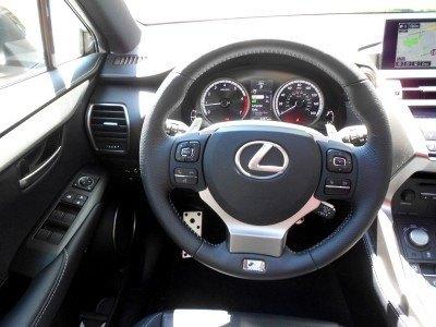 2015 Lexus NX Turbo 8