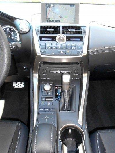 2015 Lexus NX Turbo 9