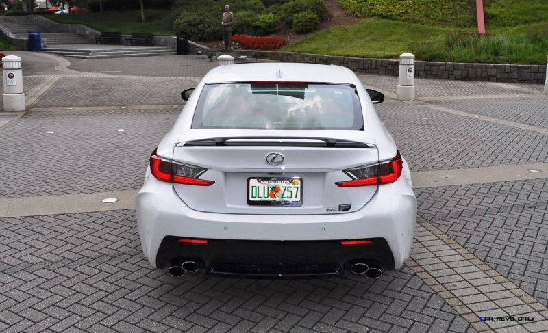 2015 Lexus RCF 17