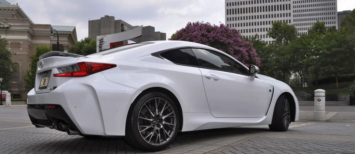 2015 Lexus RCF 19