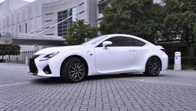 2015 Lexus RCF 3