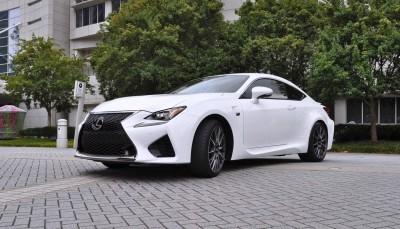 2015 Lexus RCF  4