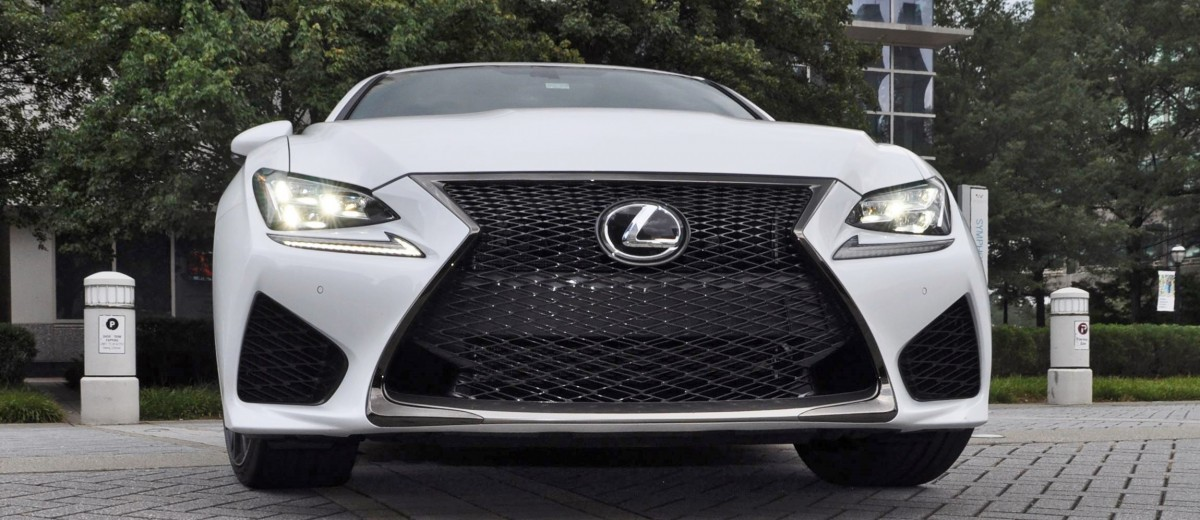 2015 Lexus RCF 7