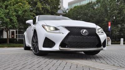 2015 Lexus RCF 8