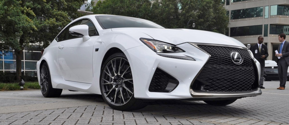 2015 Lexus RCF  9