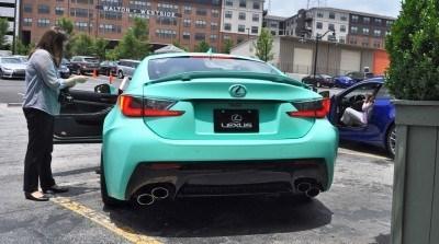 2015 Lexus RCF #RseaF SEMA Showcar 10