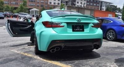 2015 Lexus RCF #RseaF SEMA Showcar 11