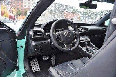 2015 Lexus RCF #RseaF SEMA Showcar 13