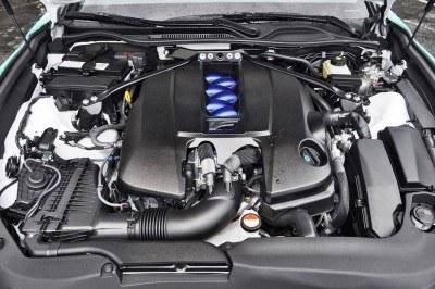 2015 Lexus RCF #RseaF SEMA Showcar 15