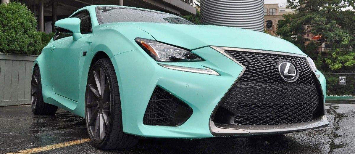 2015 Lexus RCF #RseaF SEMA Showcar 17