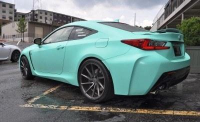 2015 Lexus RCF #RseaF SEMA Showcar 23