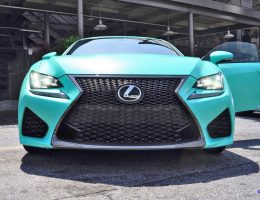 2015 Lexus RC Playdate Includes Vossen SEMA Showcar and APEX Radio-Controlled Drifters!