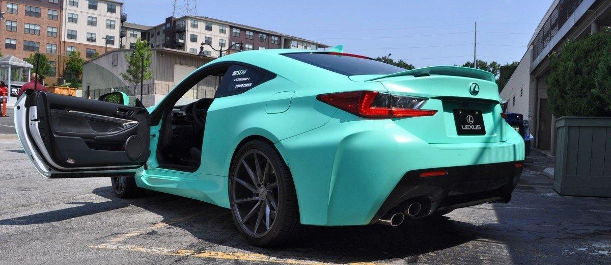 2015 Lexus RCF #RseaF SEMA Showcar 4