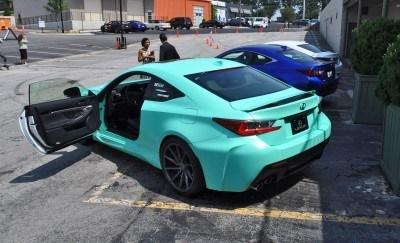 2015 Lexus RCF #RseaF SEMA Showcar 5