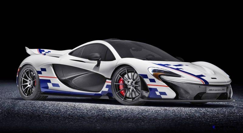 2015 McLaren P1 Prost 1