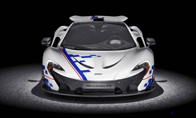 2015 McLaren P1 Prost 2