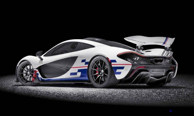 2015 McLaren P1 Prost 5