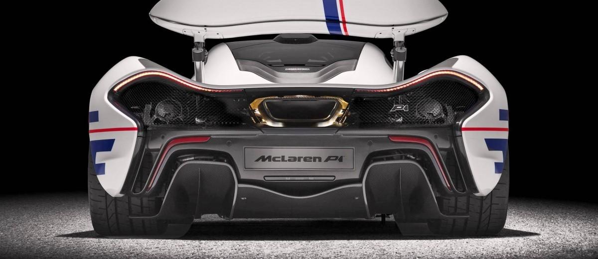 2015 McLaren P1 Prost 6