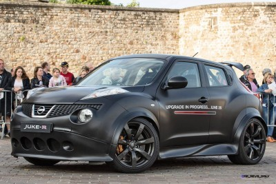 2015 Nissan JUKE-R 2.0 Updated to GT-R NISMO Mechanicals + New Style for Goodwood 2015 Nissan JUKE-R 2.0 Updated to GT-R NISMO Mechanicals + New Style for Goodwood