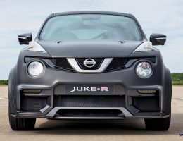 2015 Nissan JUKE-R 2.0 Updated to GT-R NISMO Mechanicals + New Style for Goodwood