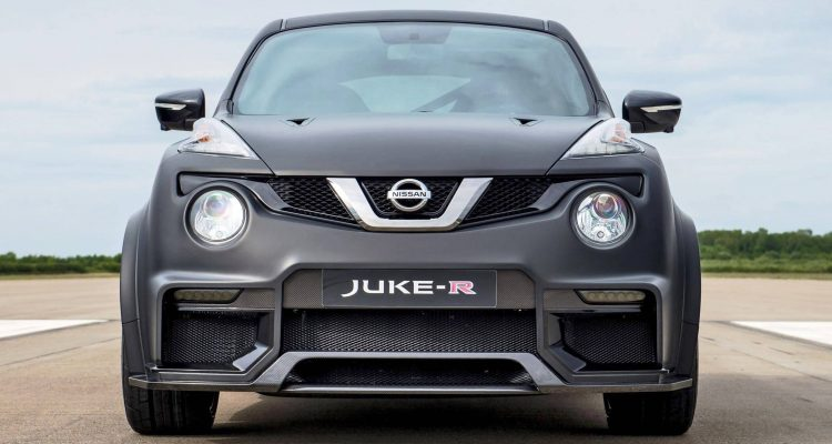 The Nissan JUKE-R gets an exciting upgrade: Introducing the JUKE-R 2.0