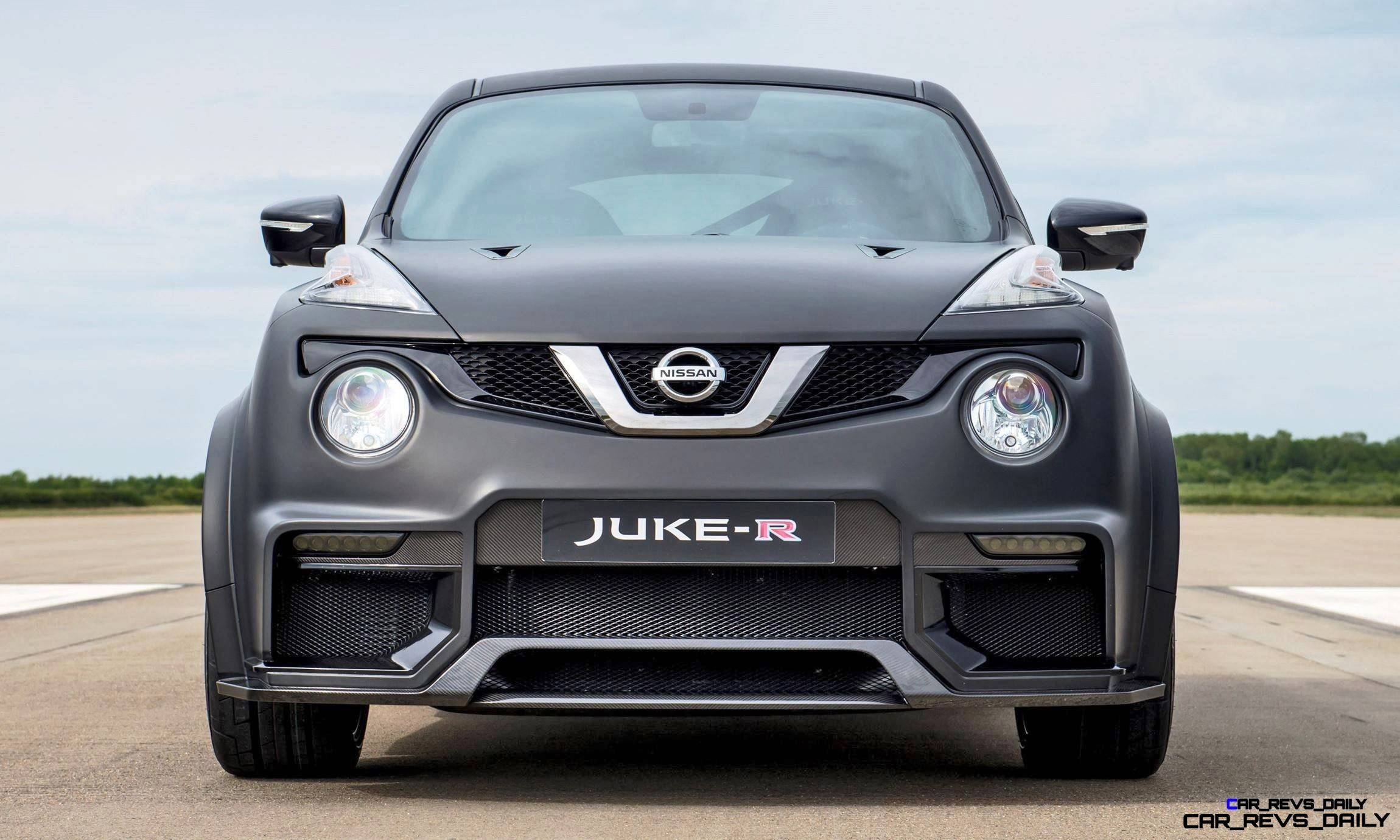The Nissan JUKE R Gets An Exciting Upgrade: Introducing The JUKE R 2.0