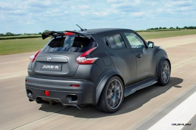 The Nissan JUKE-R gets an exciting upgrade: Introducing the JUKE-R 2