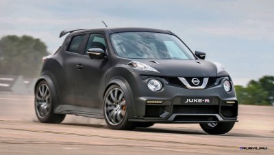 2015 Nissan JUKE-R 2.0 Updated to GT-R NISMO Mechanicals + New Style for Goodwood 2015 Nissan JUKE-R 2.0 Updated to GT-R NISMO Mechanicals + New Style for Goodwood 2015 Nissan JUKE-R 2.0 Updated to GT-R NISMO Mechanicals + New Style for Goodwood