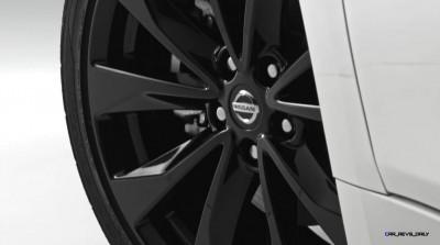 2015 Nissan Maxima SR Black Sport Parts 10