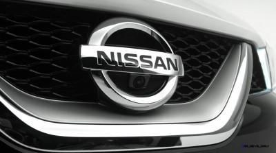 2015 Nissan Maxima SR Black Sport Parts 14