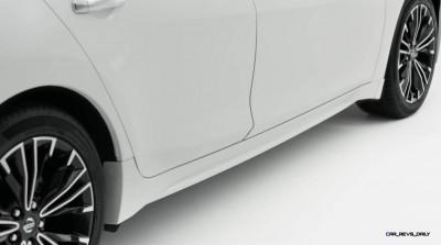 2015 Nissan Maxima SR Black Sport Parts 15