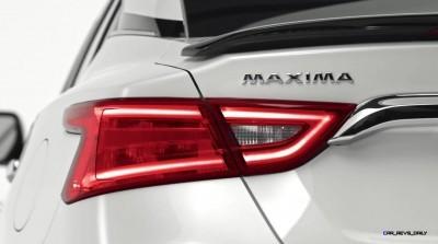 2015 Nissan Maxima SR Black Sport Parts 18