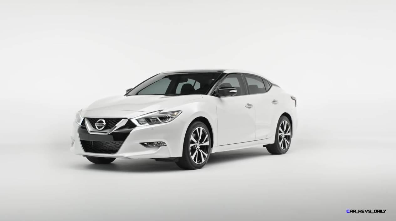 2015 Nissan Maxima >> 2015 Nissan Maxima Sr Black Sport Parts 2