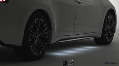 2015 Nissan Maxima SR Black Sport Parts 22