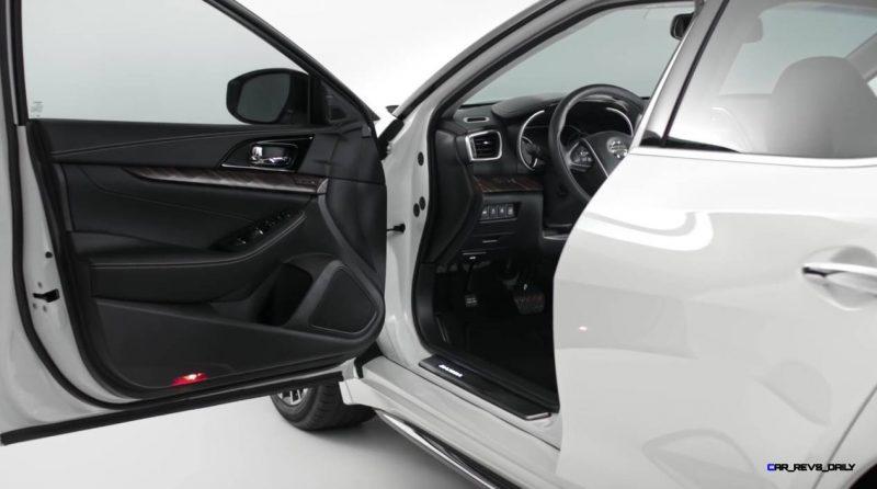 2015 Nissan Maxima SR Black Sport Parts 25