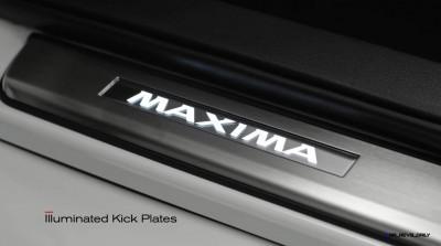 2015 Nissan Maxima SR Black Sport Parts 26