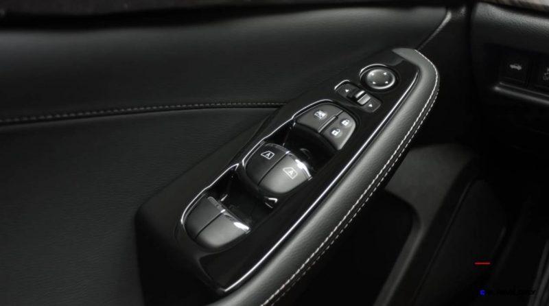 2015 Nissan Maxima SR Black Sport Parts 28