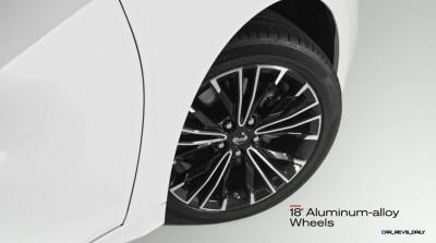 2015 Nissan Maxima SR Black Sport Parts 3