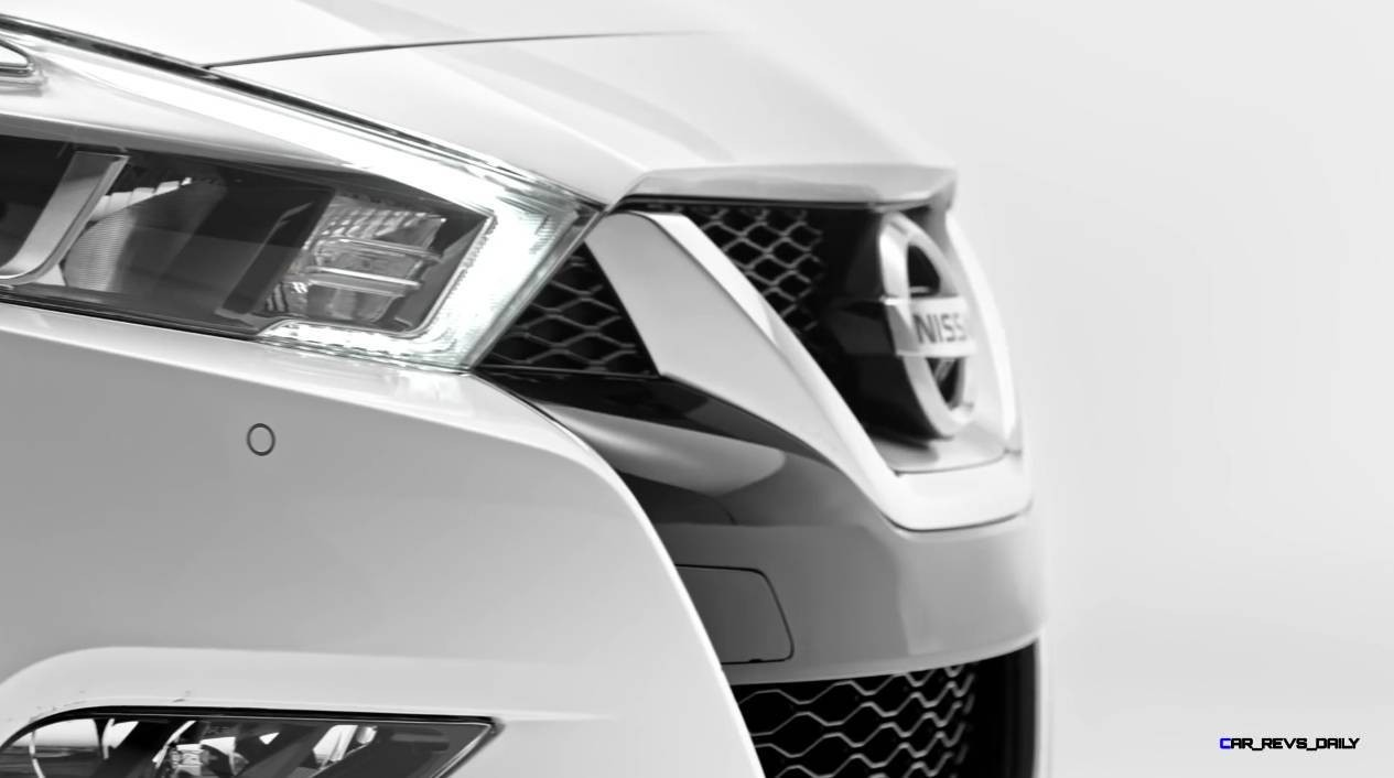2015 Nissan Maxima SR Black Sport Parts 36