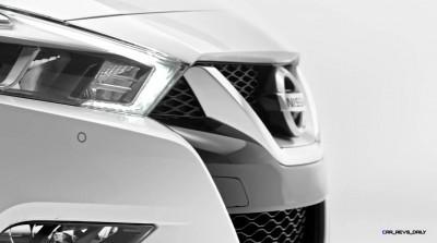 2015 Nissan Maxima SR Black Sport Parts 36