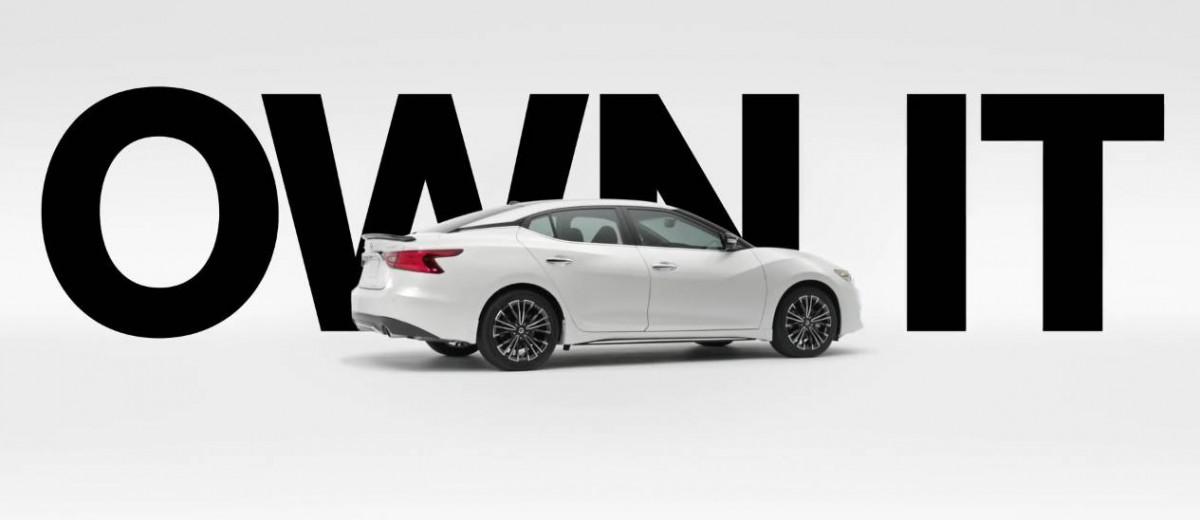 2015 Nissan Maxima SR Black Sport Parts 38