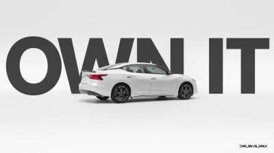 2015 Nissan Maxima SR Black Sport Parts 39