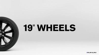 2015 Nissan Maxima SR Black Sport Parts 6