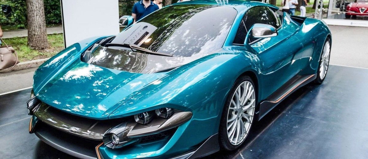 2015 Torino Design WildTwelve Concept 11