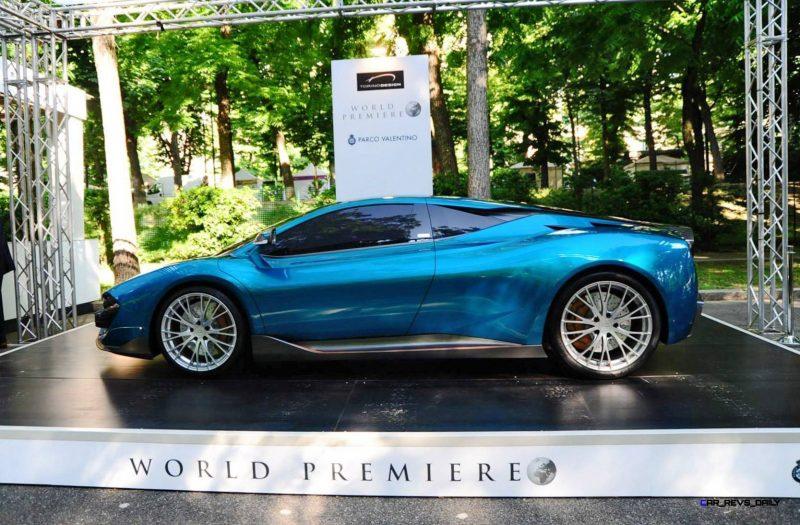 2015 Torino Design WildTwelve Concept 1