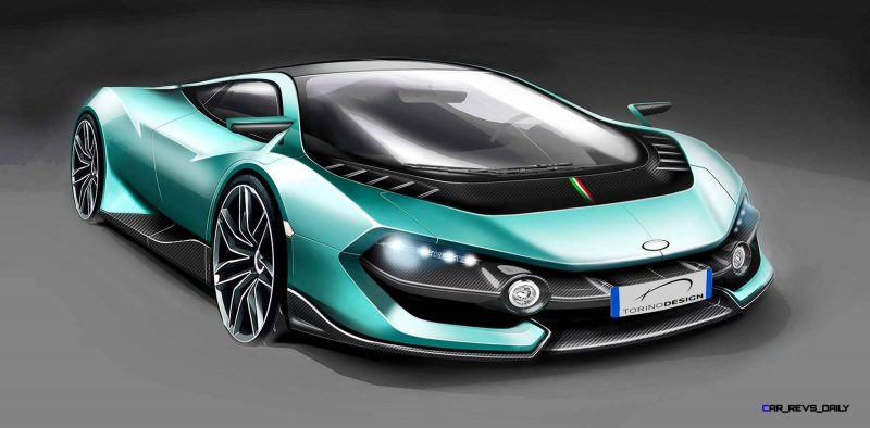 2015 Torino Design WildTwelve Concept 4